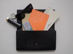 www.brigadenoir.com fashion week clutch invitations ysl chanel