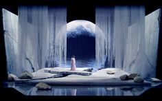 Resultado de imagem para Opera set design