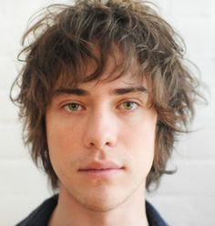 Andrew Vanwyngarden, MGMT So this is my future husband and I love him and he's so cute. I feel like i'm abusing Pinterest already :3