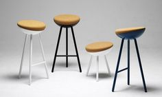 Boet Stool with cork Top