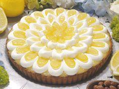 Lemon Tiramisu Tart