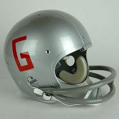 Georgia Bulldogs 1962 Full Size Throwback Helmet by Riddell  34e0d7ce1