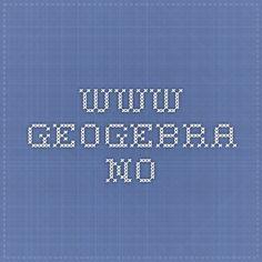 www.geogebra.no