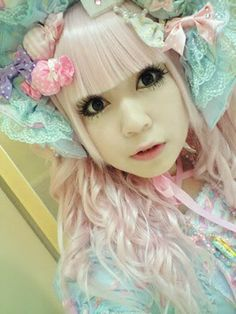 The Scissor Aristocracy: A is for 'Angelic Pretty' ♥ {The ABCs of Japanese Fashion.}