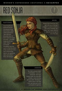 Red Sonja / Ingvard