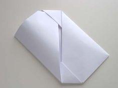 Easy Origami Envelope Step 11