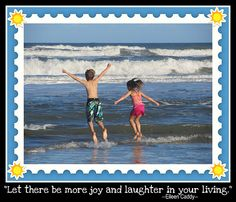 :) Joy & laughter reflection.