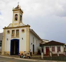 Oliveira (MG) - Igreja Nosso Senhor dos Passos