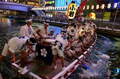 Untitled by Tamayura on Flickr - Tenjin Matsuri, Osaka