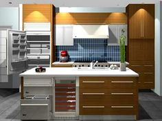 Create Your Own Online Design Your Free Kitchen Design Software Fair Free Software Kitchen Design Inspiration Design