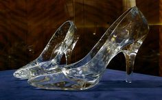 Glass slippers!