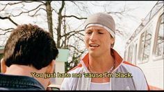 Scary movie 3 I think lol / iFunny :) Scary Movie Quotes, Scary Movie 1, Funny Movies, Horror Movies, Movie Tv, Film Quotes, Comedy Movies, Cartoon Faces, Funny Faces