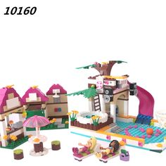 >> Click to Buy << AIBOULLY 10160 Building Blocks Friends Heartlake City Pool Construction Educational Brick Toys for Girls Brinquedos 41008 #Affiliate