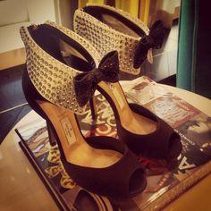 Kate Spade Heels...How Freaking Cute!!