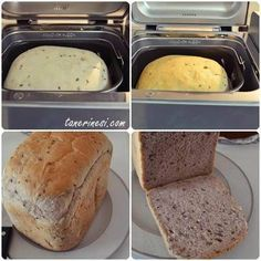 keten tohumlu ekmek... ekmek tarifleri