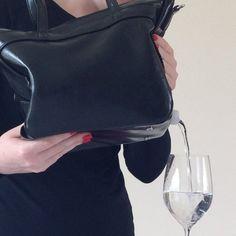 Fancy - Bev-Bag Handbag Flask