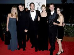 Pin for Later: 28 Award Show Moments That Will Make You Miss the Cast of Friends