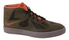 nike lebron x nsw lifestyle dark olive 2 570x332 Nike LeBron X NSW Lifestyle Dark Olive