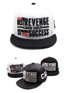 Unisex Rubber CASH ONLY snapback hat Hiphop baseball cap street fashion #PREMIER #snapback