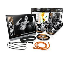 Tony Horton's DVD Workout - Base Kit Get ripped in 30 minutes a day, using Tony Horton's breakthrough Muscle Acceleration system. combines a highly P90x Workout, Workout Guide, Workout Videos, Workout Dvds, Cardio, Exercise Videos, Tony Horton, Ripped In 30, Shakeology