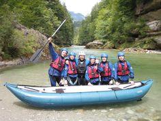 Rakúsko - Rafting a zábava na rieke Salza | EURORAFTING - divoké zážitky na vode Rafting, Boat, Vehicles, Dinghy, Boats, Car, Vehicle, Ship, Tools