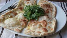 Focaccia di Recco (Italian Flatbread) (WITH CHEESE) Allrecipes.com  LOOKS  GREAT