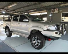 Buy Excellent 2006 Toyota Hilux Raider P/u D/c Trd Suppercharger Fsh for sale In Pretoria / Tshwane, Gau. Electric Mirror, Canvas Canopy, Canopy Cover, Gold Interior, Pretoria, Toyota Hilux, Compact Disc, Trd, Rear Window