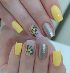 Manicure E Pedicure, Mani Pedi, Vip Nails, Hair Skin Nails, Stylish Nails, Nail Inspo, Wedding Nails, Beauty Nails, Cute Nails
