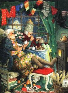 Inge Löök - the old grannies official site http://www.ingelook.com/index.html