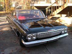 Nice Great 1962 Chevrolet Impala Super Sport chevrolet 2017/2018