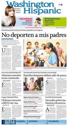 Edición del 7 de Junio de 2013: http://washingtonhispanic.com/index.php?mod=historico=291