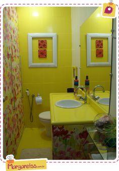 caré (para prender os vidros na parede) 30,00 Tinta (considerando meia lata de tinta epoxi) 75,00