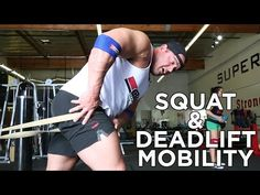 LOWER BODY WARM UP WITH MARK BELL - YouTube