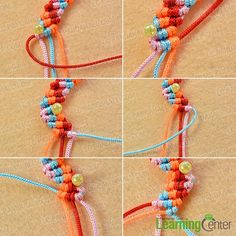 Are you colorful bracelet lover? If yes, today's Pandahall tutorial on how to make colorful butterfly friendship bracelet with acrylic beads for girls is a fabulous choice for you~