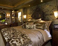 Luxury Master Bedroom Suite! - mediterranean - bedroom - san diego - Robeson Design
