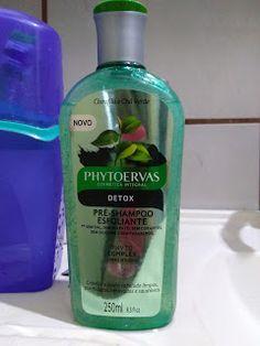 Dicas da Pri Disiuta: Resenha Phytoervas Pré-Shampoo Esfoliante Detox