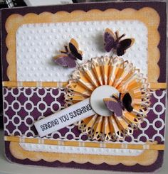 Scrapfest Make 'n Take by Kim Colliss Close To My Heart, Card Making, Homemade, Create, Simple, Sweet, Cards, Candy, Home Made