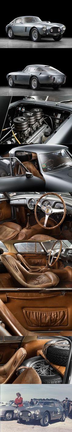 1952 Ferrari 250 MM