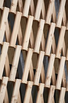 Image 19 of 27 from gallery of Reconstructed Past / MABIRE REICH Architectes. Photograph by Guillaume Satre Timber Architecture, Japan Architecture, Sustainable Architecture, Architecture Details, Cinema Architecture, Ancient Architecture, Landscape Architecture, Wood Shop Projects, Rose House