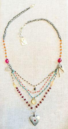 SOULFUL FAMILY NECKLACE | Jes MaHarry Jewelry