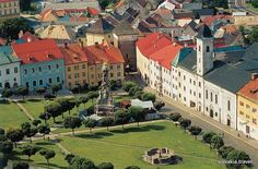 Historic Gold Mining Town of Kremnica, Slovakia Central Europe, Bratislava, Present Day, Czech Republic, Trees To Plant, Hungary, Austria, Poland, Dolores Park