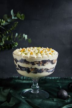 Desserts In A Glass, Cold Desserts, Cooking Cake, Cooking Recipes, Hungarian Recipes, Chili, Recipes From Heaven, Trifle, What To Cook