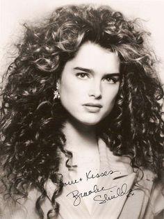 Beautiful Brooke Shields