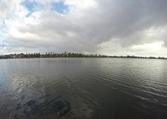 Lake Monger facing West.