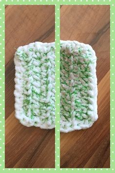 Use this free crochet pattern to make a reusable scrubby sponge with your leftover Bernat Blanket yarn. These are a great eco-friendly money saving project that sell well at craft fairs Scrubbies Crochet Pattern, Crochet Towel, Crochet Dishcloths, Knit Or Crochet, Crochet Crafts, Easy Crochet, Crochet Patterns, Free Crochet, Scrubby Yarn