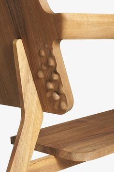 Modern Furniture Wood package-inspired particle furniture collectionbethan laura