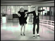 Fred Astaire dancing to one of my favorite songs at the moment. 'Booty Swing' by Parov Stelar. Fun little compilation here.
