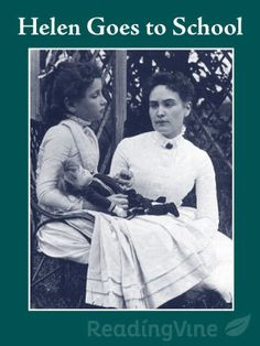 Chapter IX passage: After losing her sight and hearing as a small child, Helen Keller was taught how to sign letters by her teacher, Anne Sullivan. It opened a new world for Helen, and she loved learning about the world she could neither hear nor see. In this passage from her autobiography published in 1903, Helen leaves her home in Alabama to attend the Perkins Institution for the Blind in Boston. After reading the selection, students will answer questions on the main idea and character…