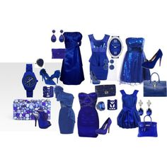 BLUES IN THE NIGHT, created by mzmarna.polyvore.com