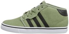 NEW ADIDAS SEELEY MID Skateboarding MENS 11 originals sb Green #adidas #Skateboarding